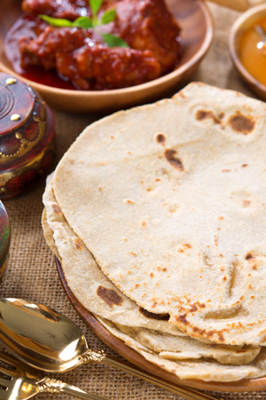 Chapati or Indian Flat bread