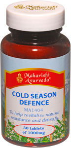 Cold Season Defence