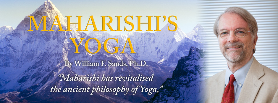 Maharishi Yoga by William Sands