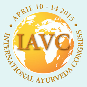 International AyurVeda Congress Logo