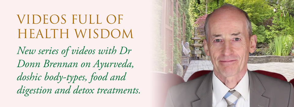 videos full of Ayurveda health wisdom