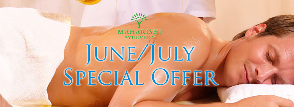 June and July Special Offer for Panchakarma