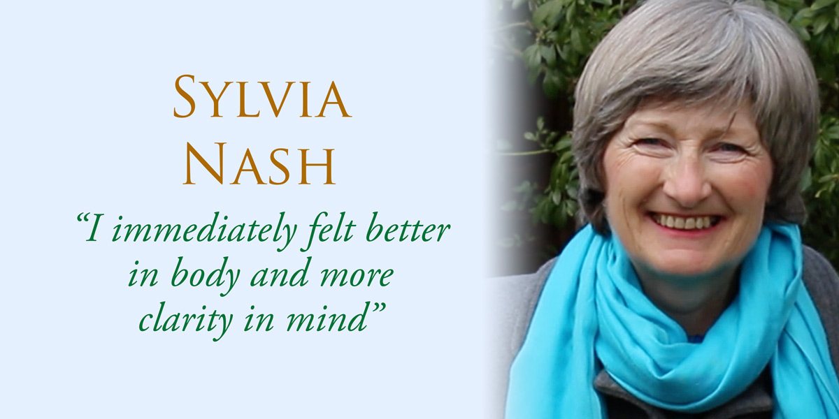 Quote from Silvia Nash