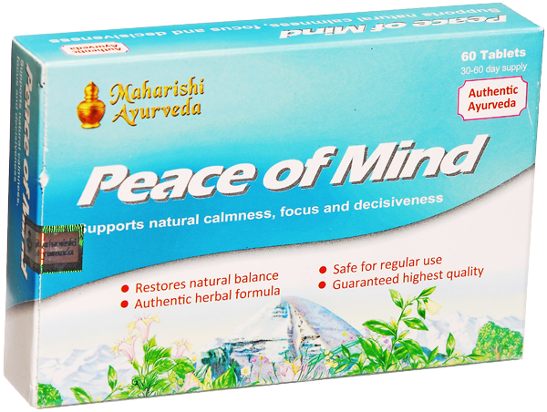 Peace of mind pack