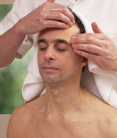 Ayurveda Head Massage