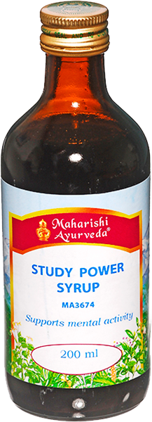 Study Power Syrup