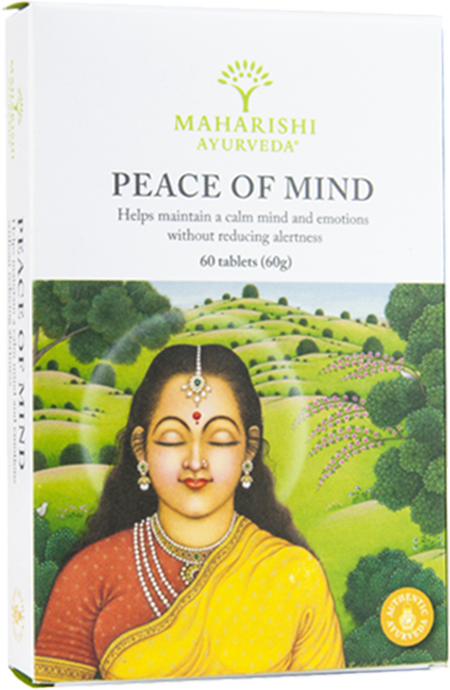 peace of mind tablets