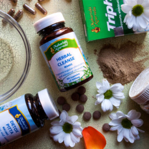 Maharishi Ayurveda products to support digestion