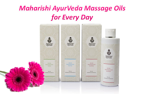 Ayurvedic Massage Oils for Every Day