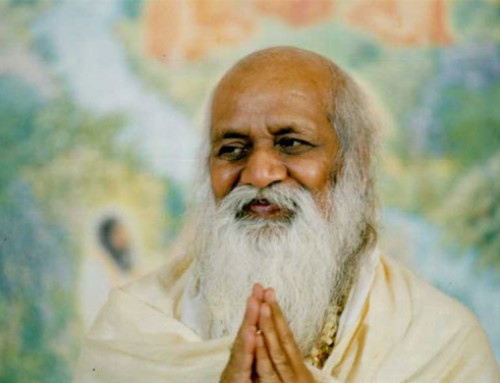 Maharishi Revives Ayurveda