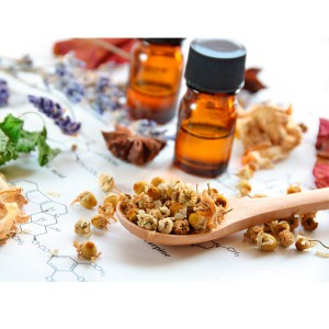Blends of essential oils that work synergistically to create balance