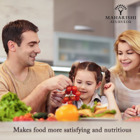 Herbal Digest makes food more satisfying and nutritious.