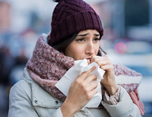 Flu: Six Things You Can Do to Support Your Resistance to Disease