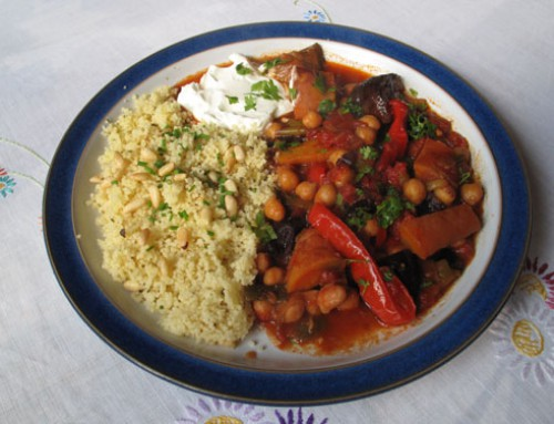 Celebrating Summer – Healthy Eating – Moroccan Tagine