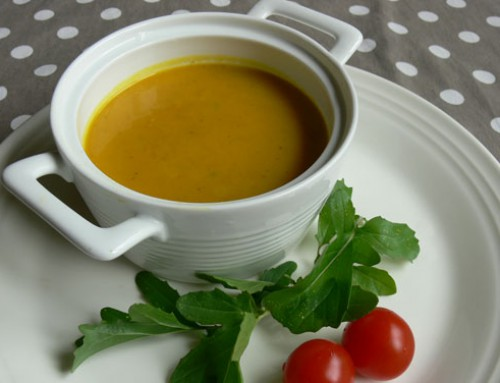Celebrating Summer Healthy Eating – Squash & Coconut Soup