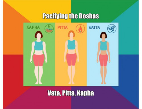 Pacifying Pitta Dosha and Subdoshas