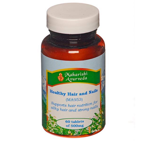 Healthy Hair and Nails (MA953)