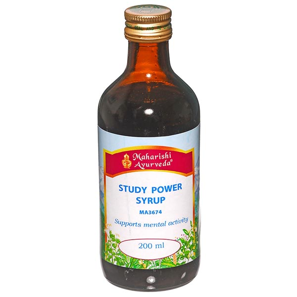 Study Power Syrup (MA3674)