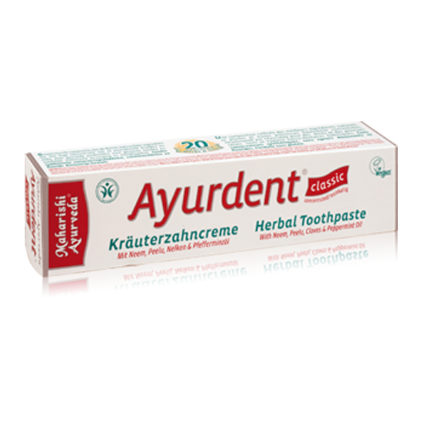 Ayurdent CLASSIC toothpaste