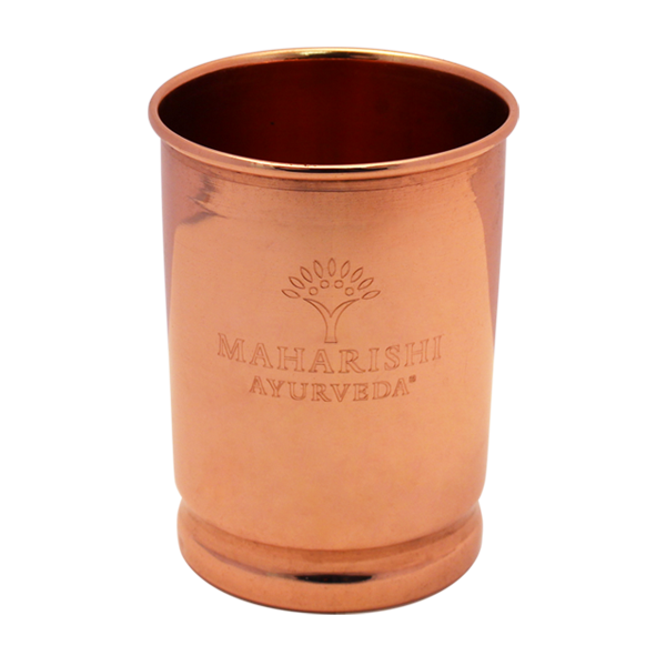 Copper Cup - Engraved