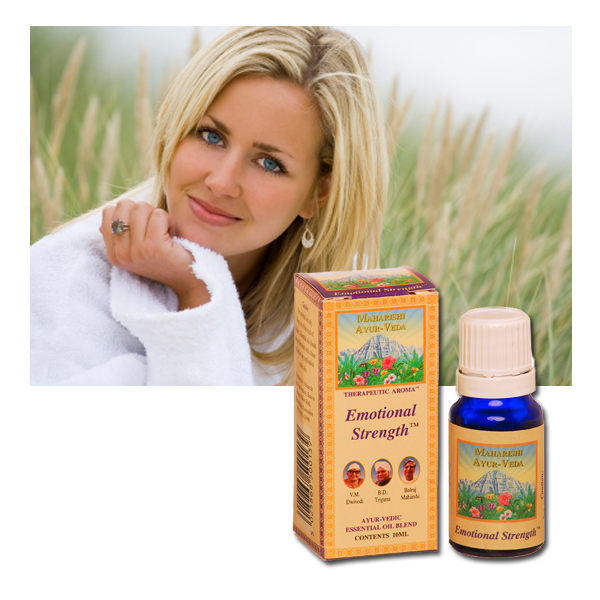 Emotional Strength Aroma Oil