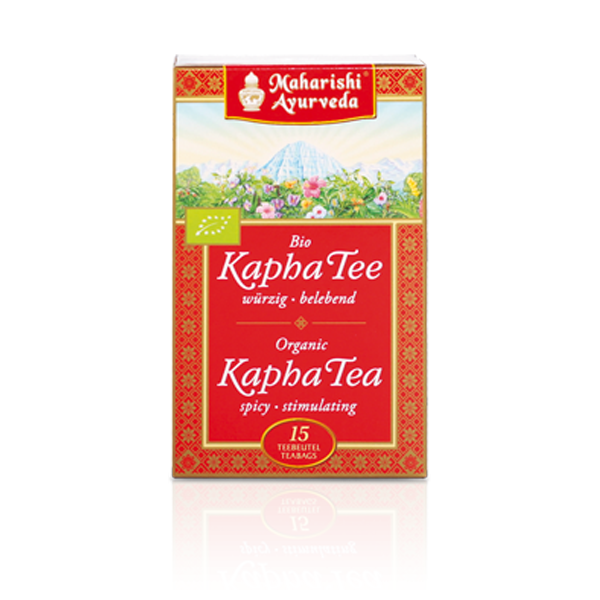 ORGANIC Stimulating Kapha Tea