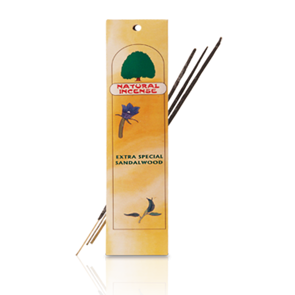Natural Incense - Extra Special Sandalwood