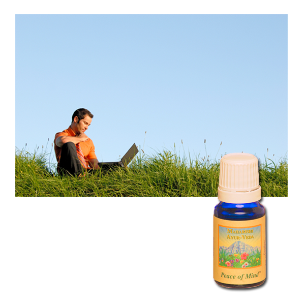Peace of Mind Aroma Oil