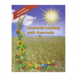 Heavenly Cooking with Ayurveda - Frank W. Lotz