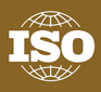 ISO: (International Organisation for Standardisation)