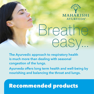 Products selected to support the respiratory system
