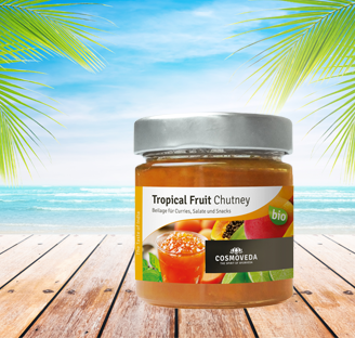 Cosmoveda Fruit Chutneys