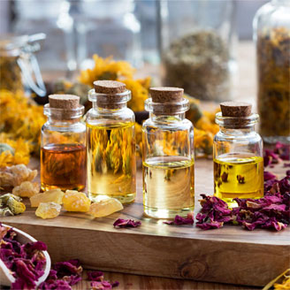 Oshadhi natural fragrances