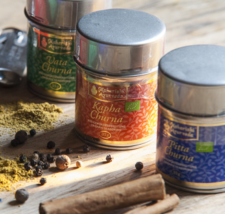 Ayurvedic Spice blends