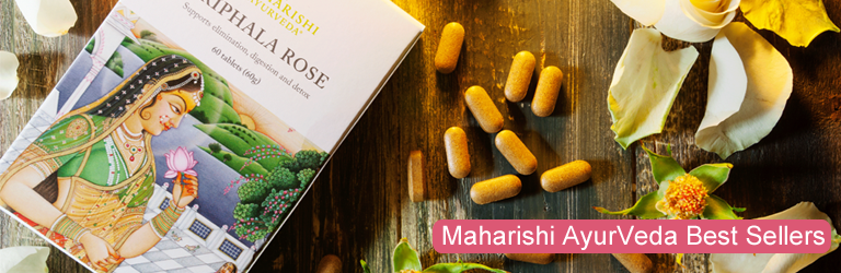 New to Maharishi AyurVeda? Not sure what to try first?