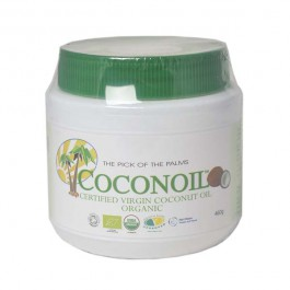 ORGANIC Virgin Coconut Oil 460ml