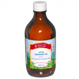Pitta Massage Oil 500ml