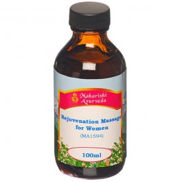 Rejuvenation Massage Oil Women (100ml