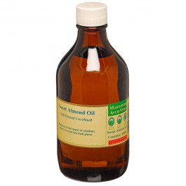 Sweet Almond Oil Cold Pressed 500ml