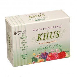 Khus (Vetivert) Soap