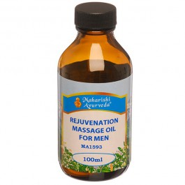 Rejuvenation Massage Oil Men (100m)