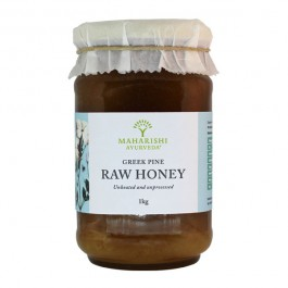 Artisan Raw Greek Pine Honey 1Kg