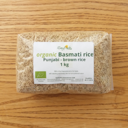 Basmati Punjabi Brown Rice 1Kg