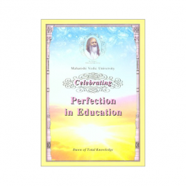 Celebrating Perfection in Education