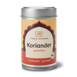 Coriander Ground ORGANIC 40g