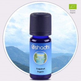 Grapefruit Organic (Oshadhi) 10ml