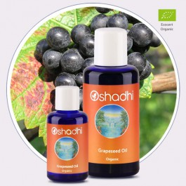 Grapeseed Oil Organic (Oshadhi) 30ml