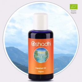 Hazelnut Oil Organic (Oshadhi) 200ml