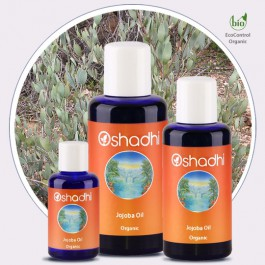 Jojoba Oil Organic (Oshadhi) 30ml