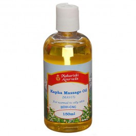 Kapha Massage Oil (BDIH-CNC) 150ml